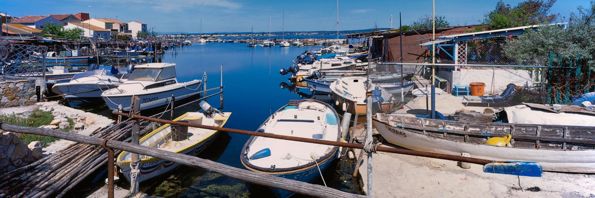Petit port de pêche, La Pointe Courte, Sète
