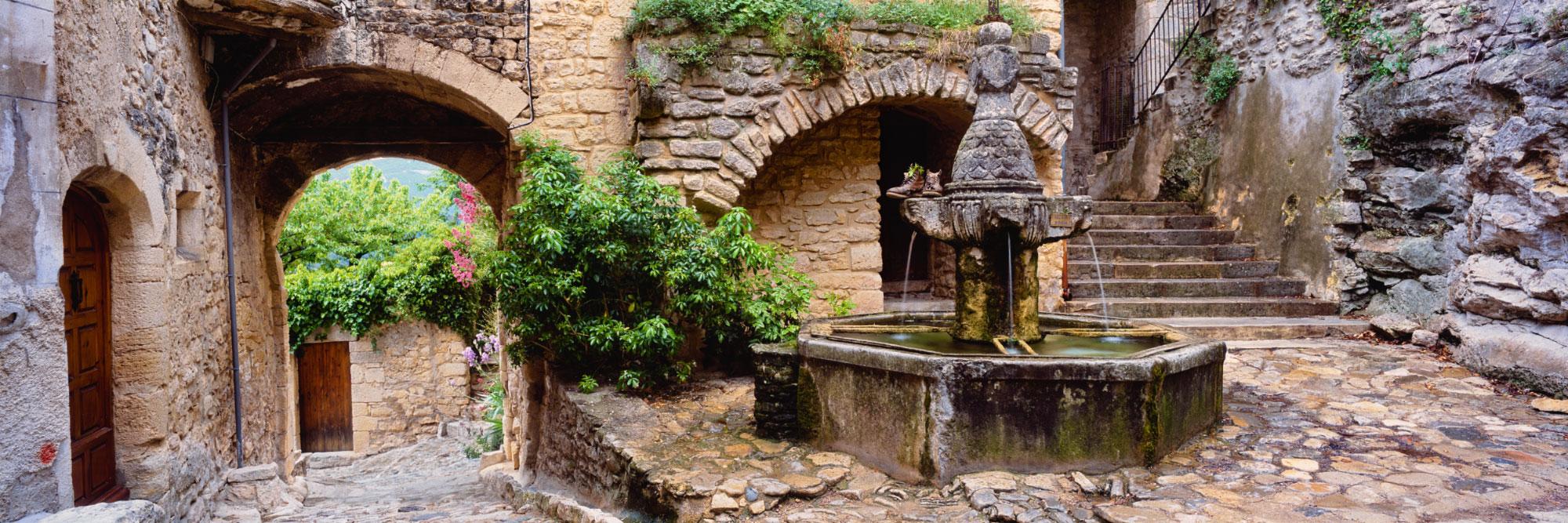 Fontaine de Crestet