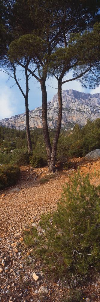Sur les pas de Cézanne, Sainte-Victoire