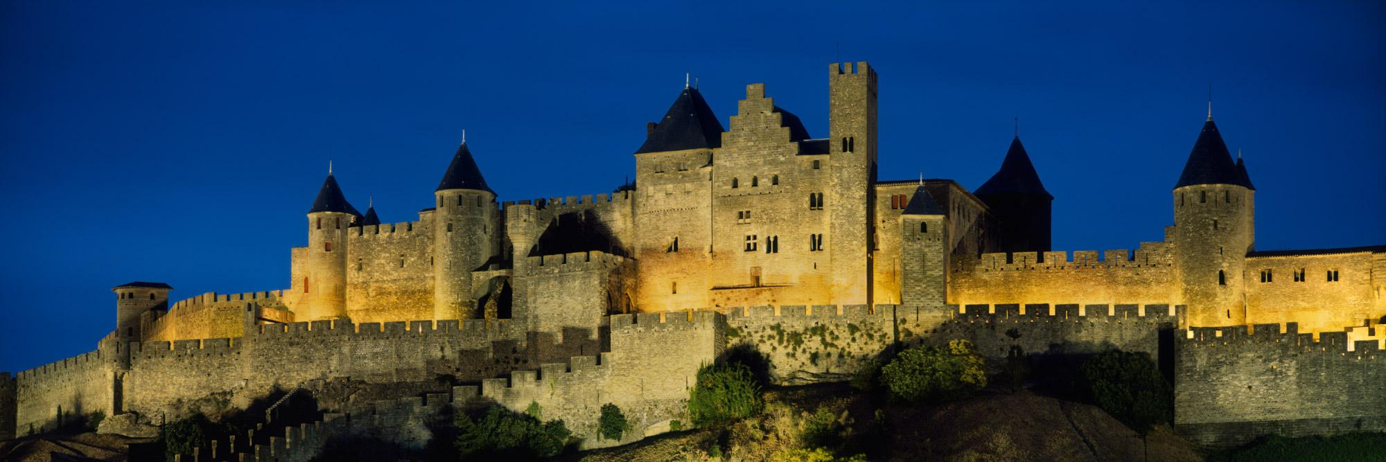 Cité de Carcassonne, Pays Cathare