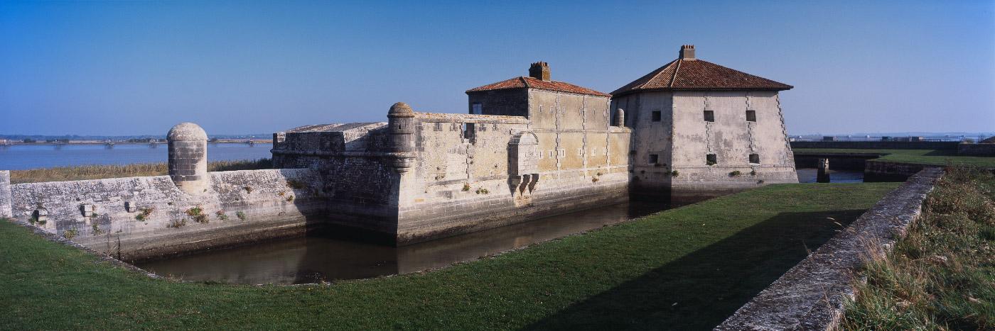 Fort Lupin, estuaire de la Charente, côte Atlantique