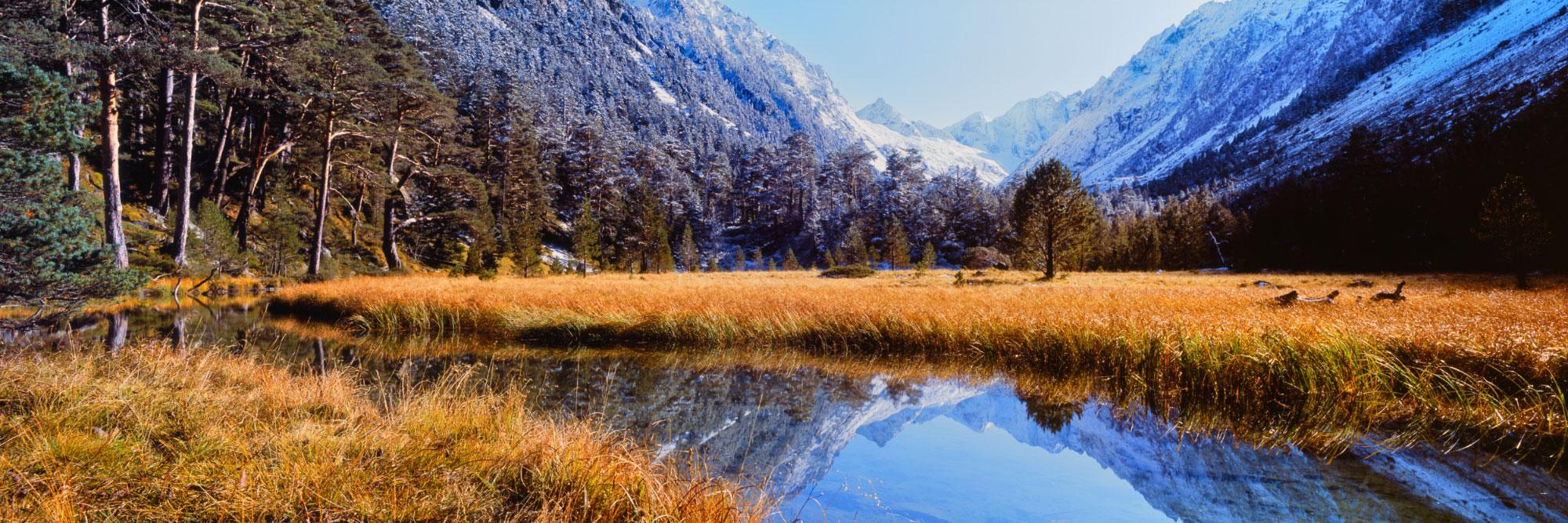Lac des Huats, Vignemale (3298 m)
