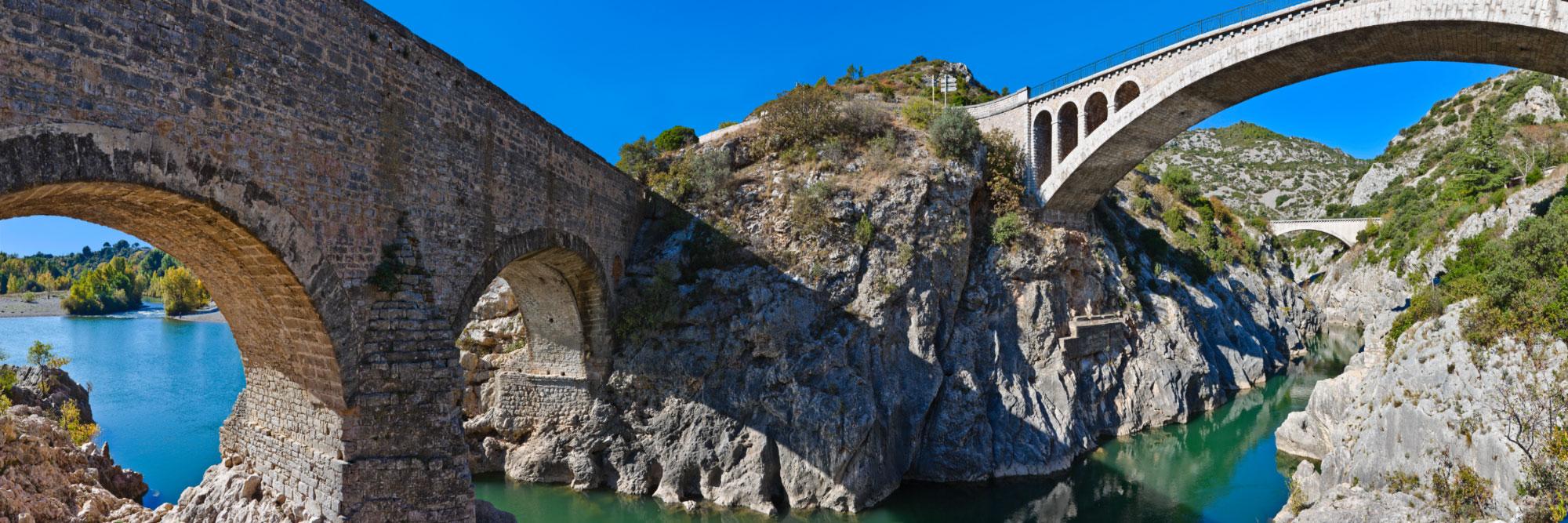 Pont du Diable, Saint-Jean-de-Fos