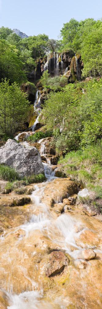 Cascade de Frochet, Saint-Laurent-en-Royans