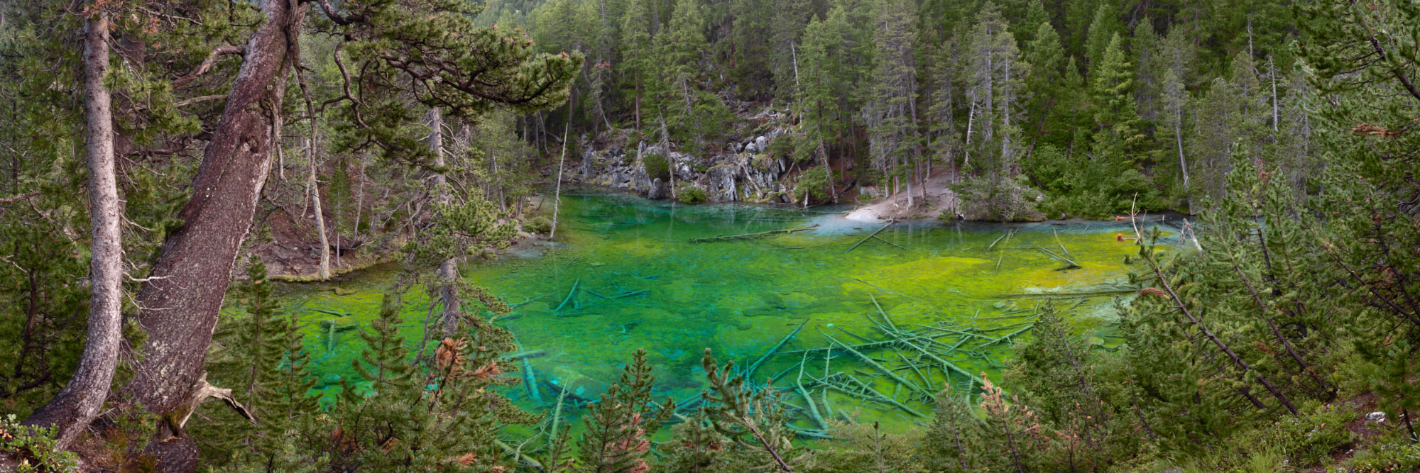 Lac Vert, Vallée Etroite, Massif des Cerces
