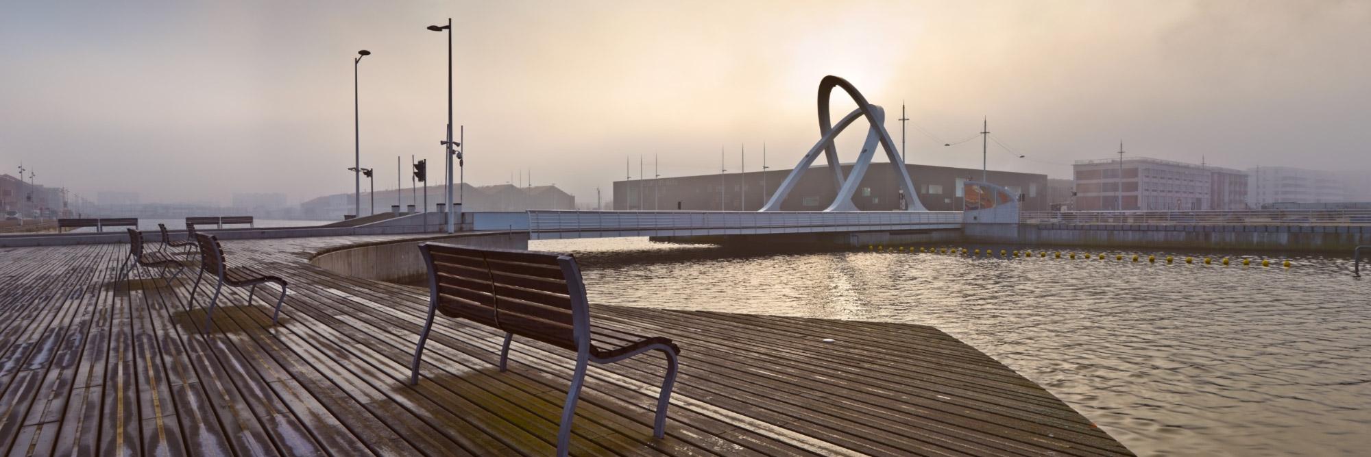 Pont des Docks, Le Havre