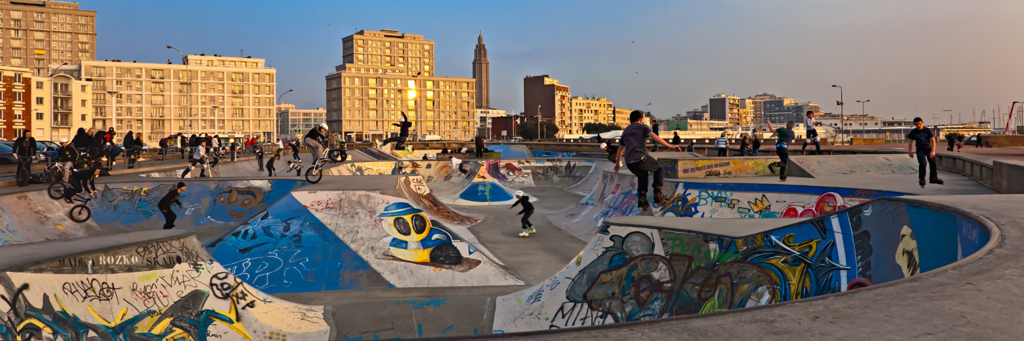 Skate-Park, Le Havre