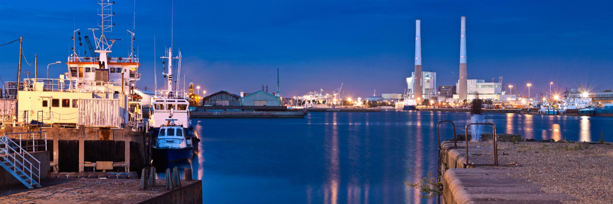 Bassin de la Citadelle, Le Havre