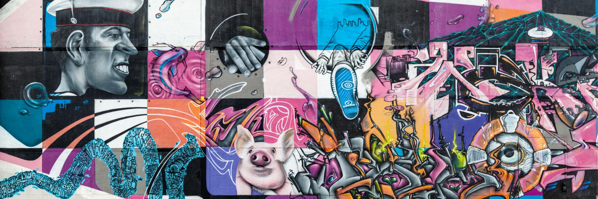 Graff, Hangar 181, avenue du Grand Cours, Rouen