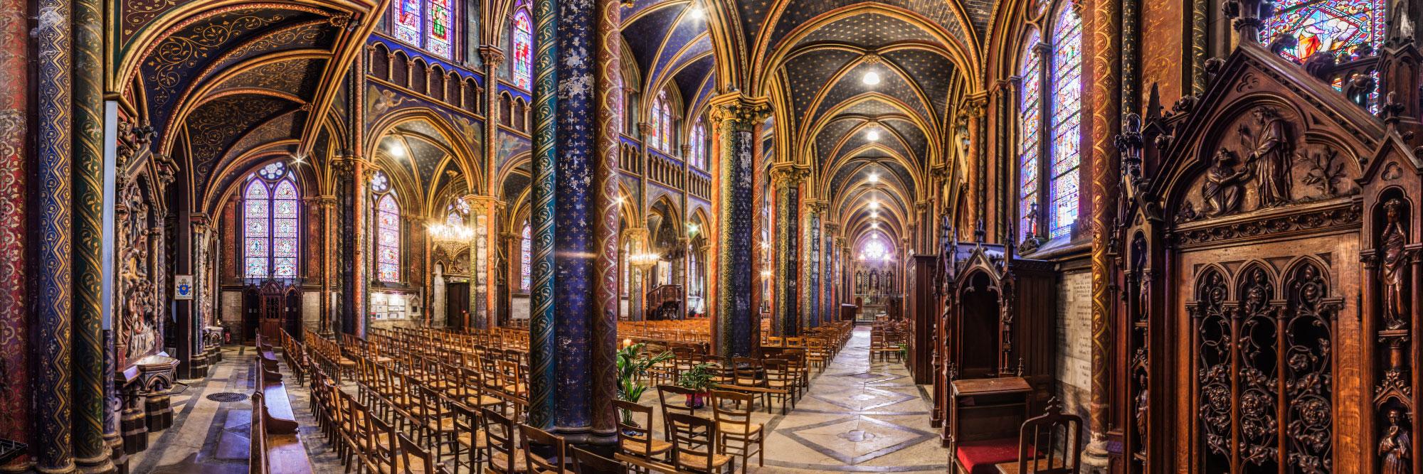 Basilique Notre-Dame de Bonsecours, Rouen
