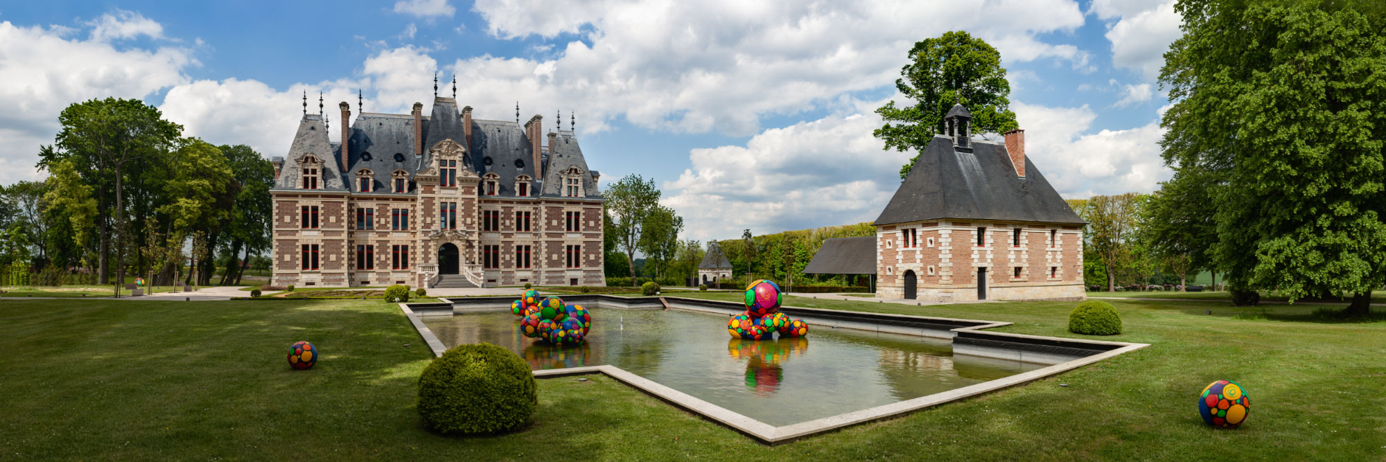 Centre d'art contemporain de la matmut, saint-pierre-de-varengeville