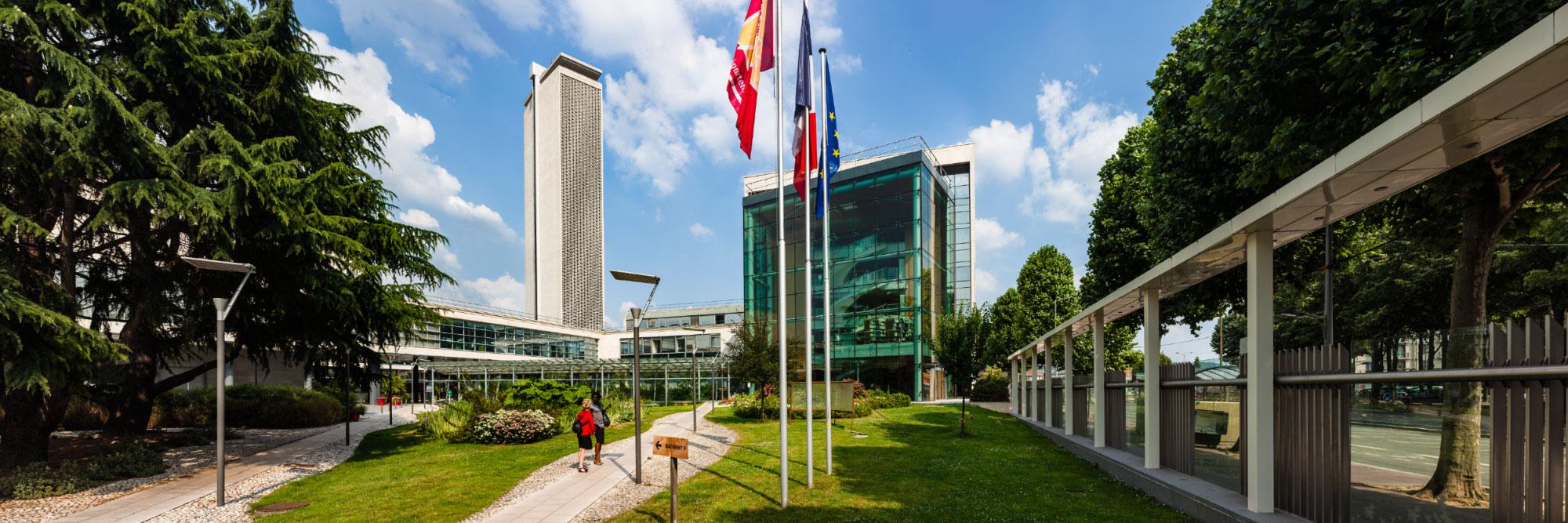 Conseil Général de Seine-Maritime, Rouen