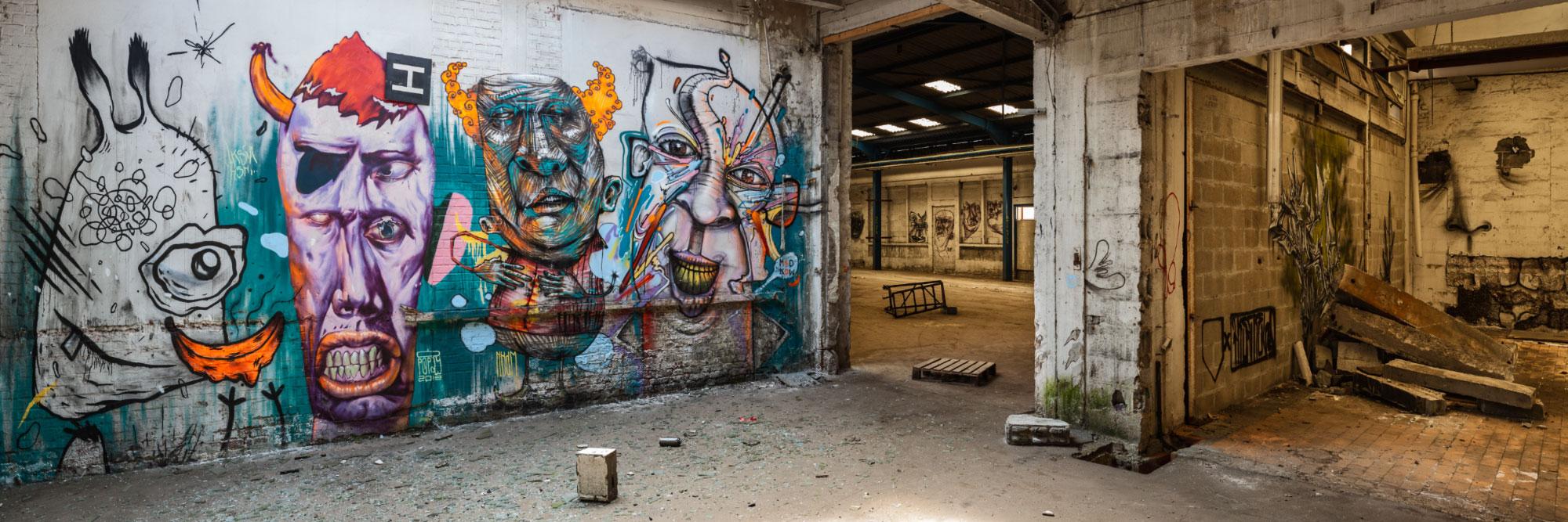 Graff, Saint-Léger-Du-Bourg-Denis / Lksir - Popay - Nikodem - Madcow - Eruko - Ecloz