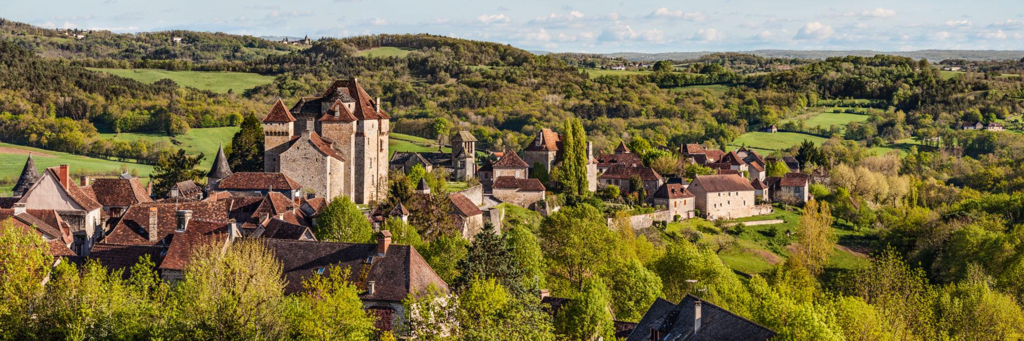 Curemonte, Limousin