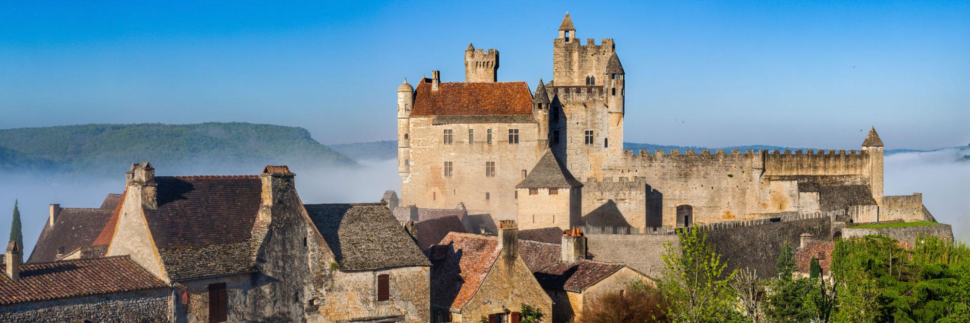 Château de Beynac, vallée de la Dordogne