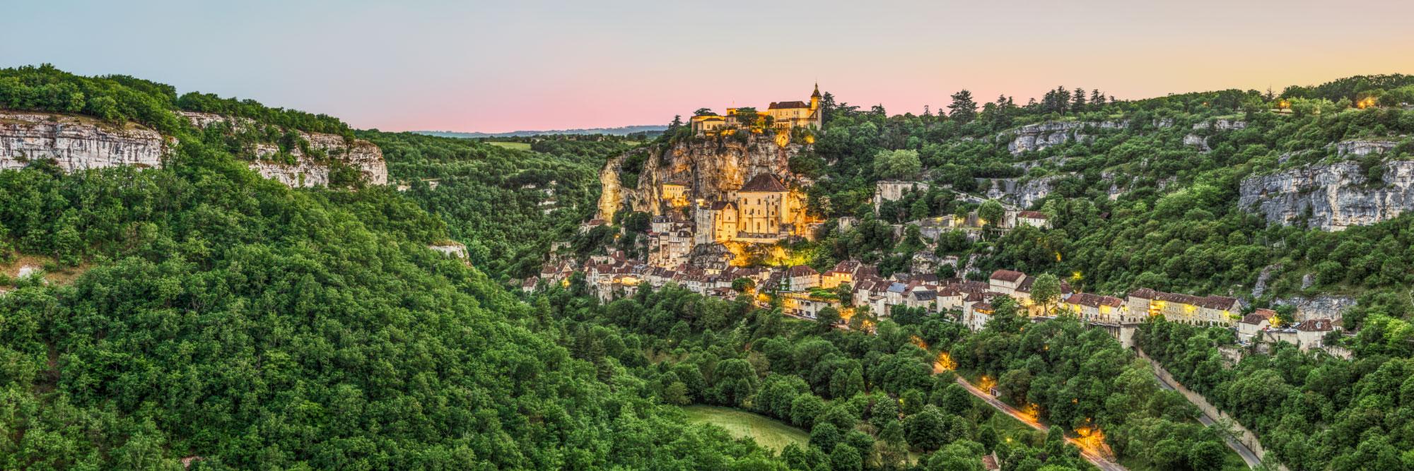 Cité médiévale de Rocamadour, Quercy
