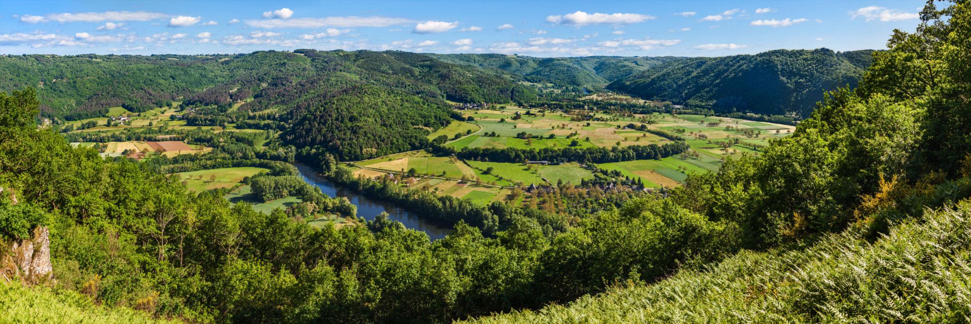Méandre de la Dordogne, Oppidum du Puy du Tour (près d'Argentat)
