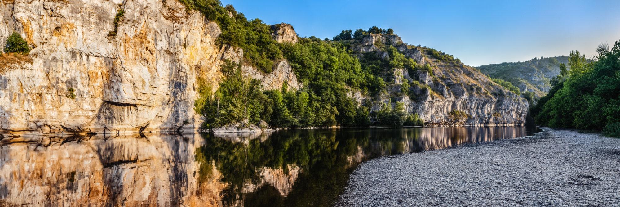 La Dordogne sous le Pech de Pinsac