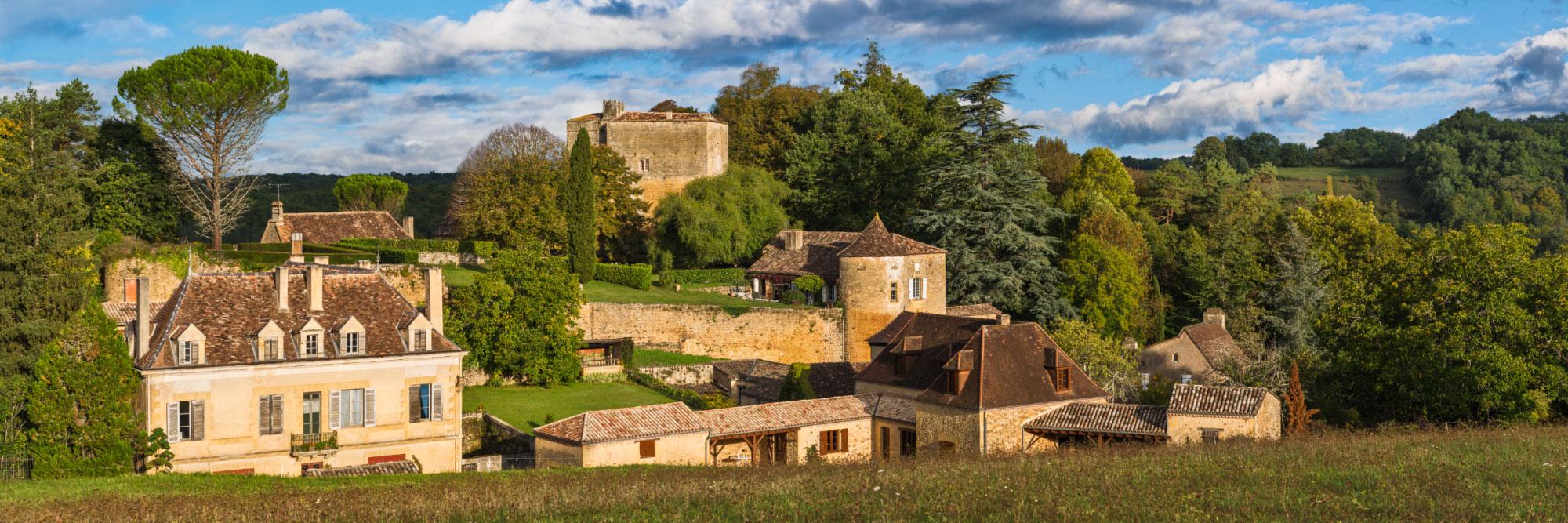 Village médiéval de Montferrand-du-Périgord