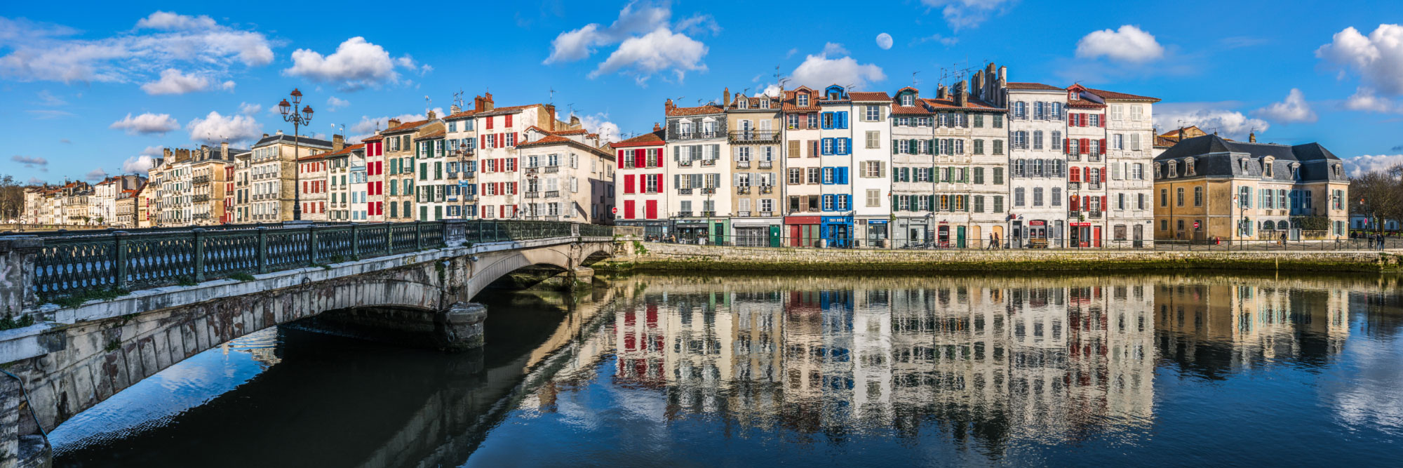 Les bords de la Nive, Bayonne