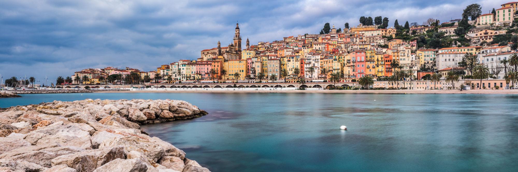 Menton, Côte d'Azur