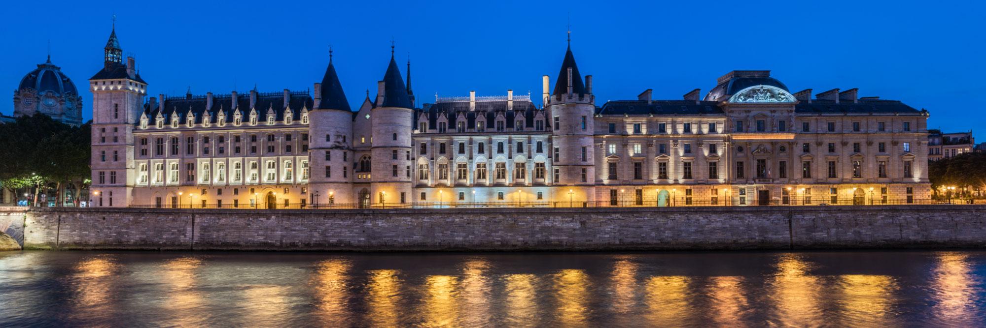 La Conciergerie et la Seine