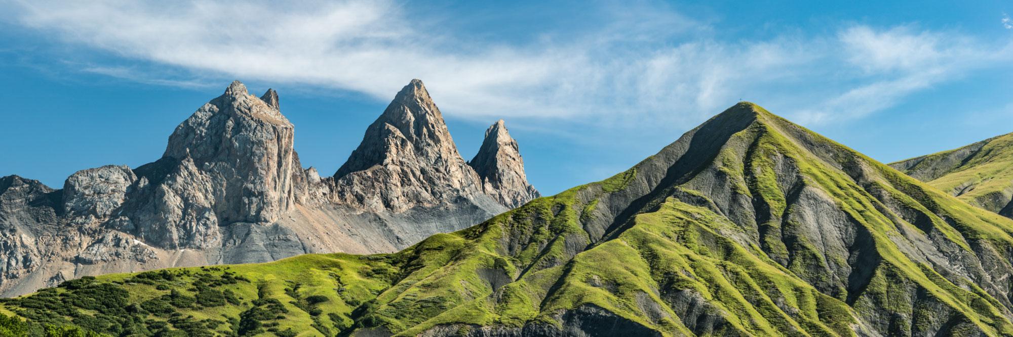Aiguilles d'Arves, Le Chalmieu (Maurienne)
