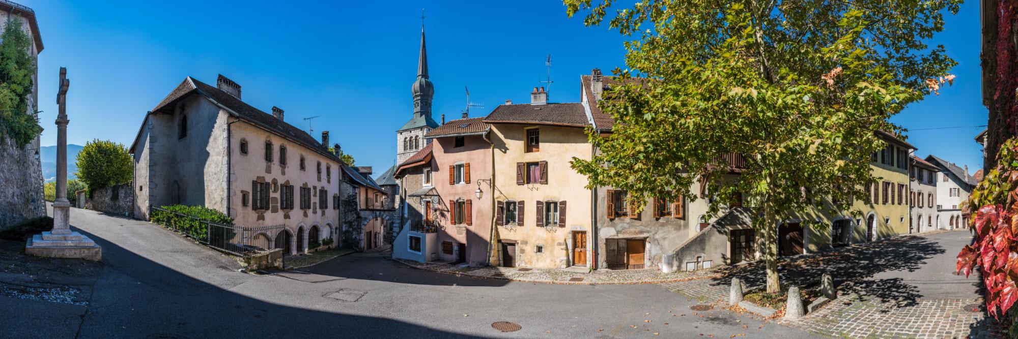 Cité médiévale de La-Roche-sur-Foron