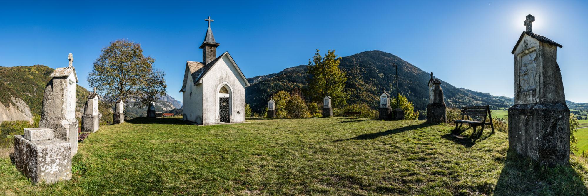 Chapelle du Calvaire, La Tour