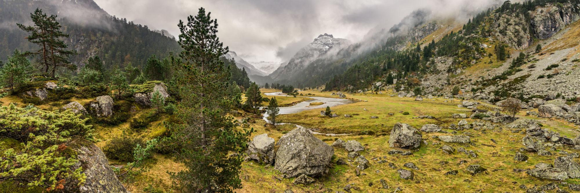 Vallée du Marcadau, Cauterets
