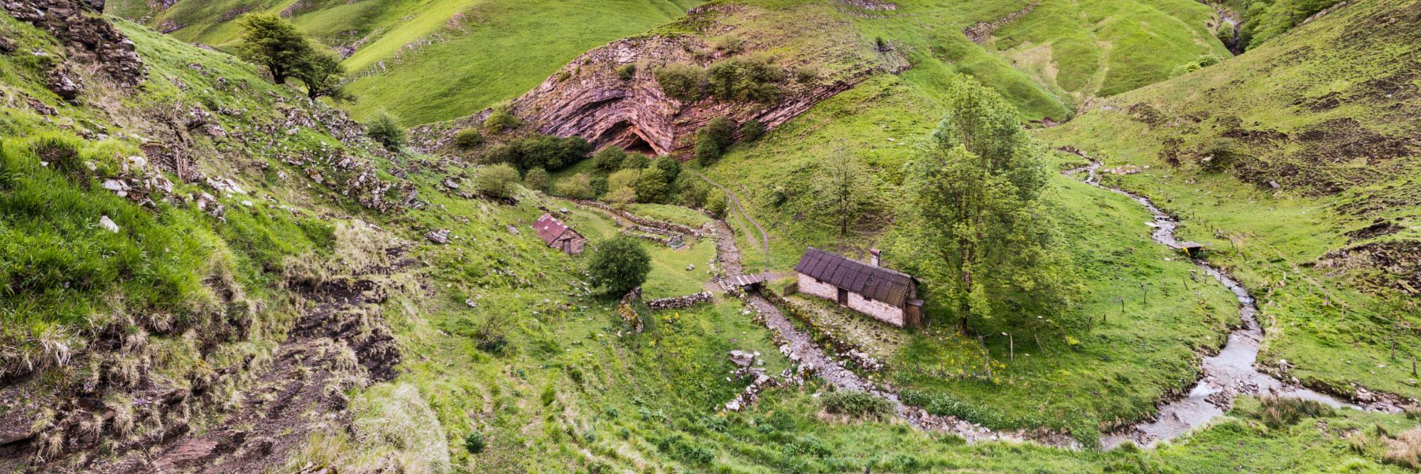 Grotte d'Harpéa, Pays Basque