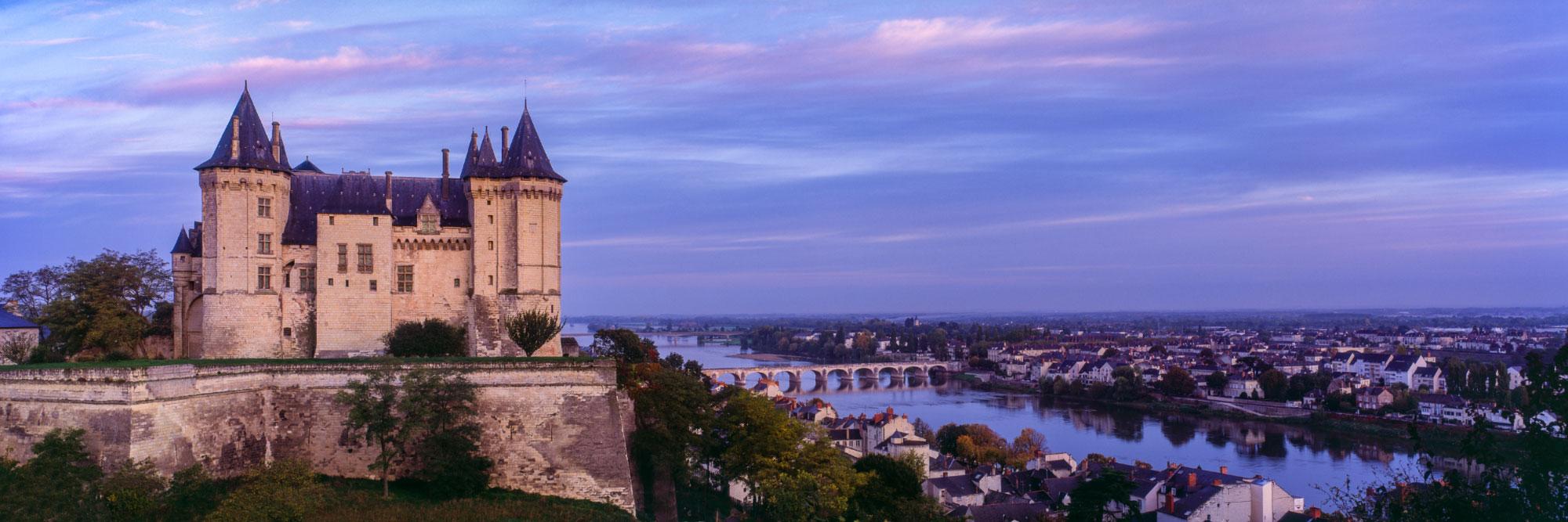 Saumur, vallée de la Loire