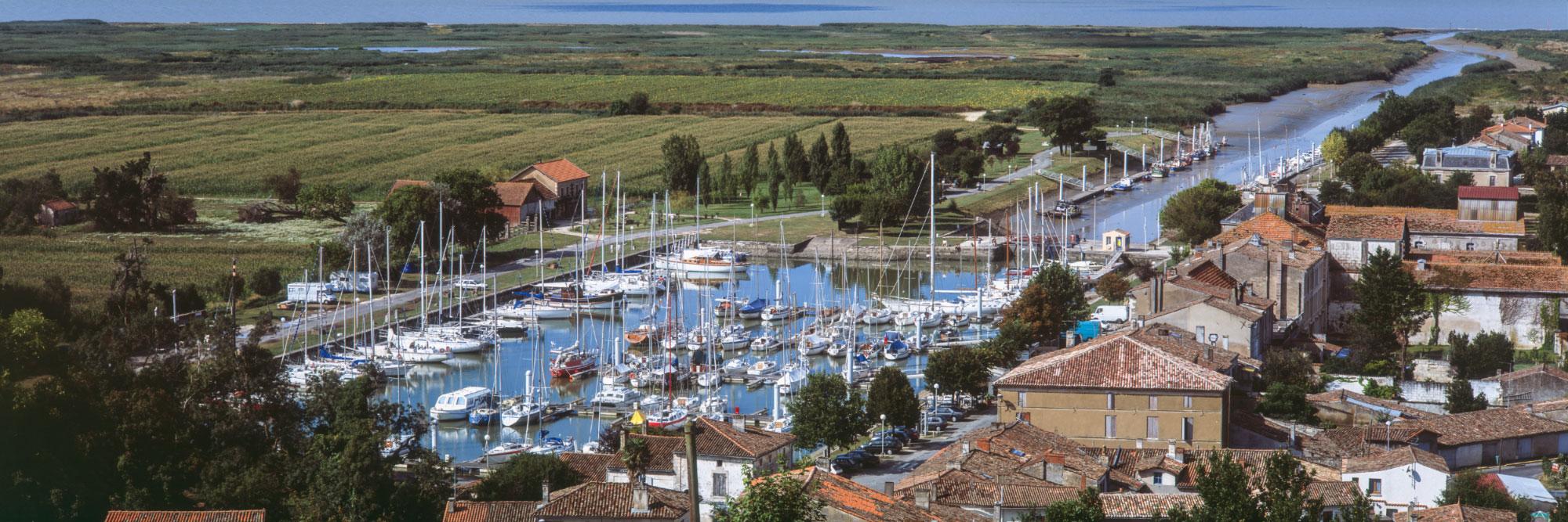 Mortagne-sur-Gironde, côte Atlantique