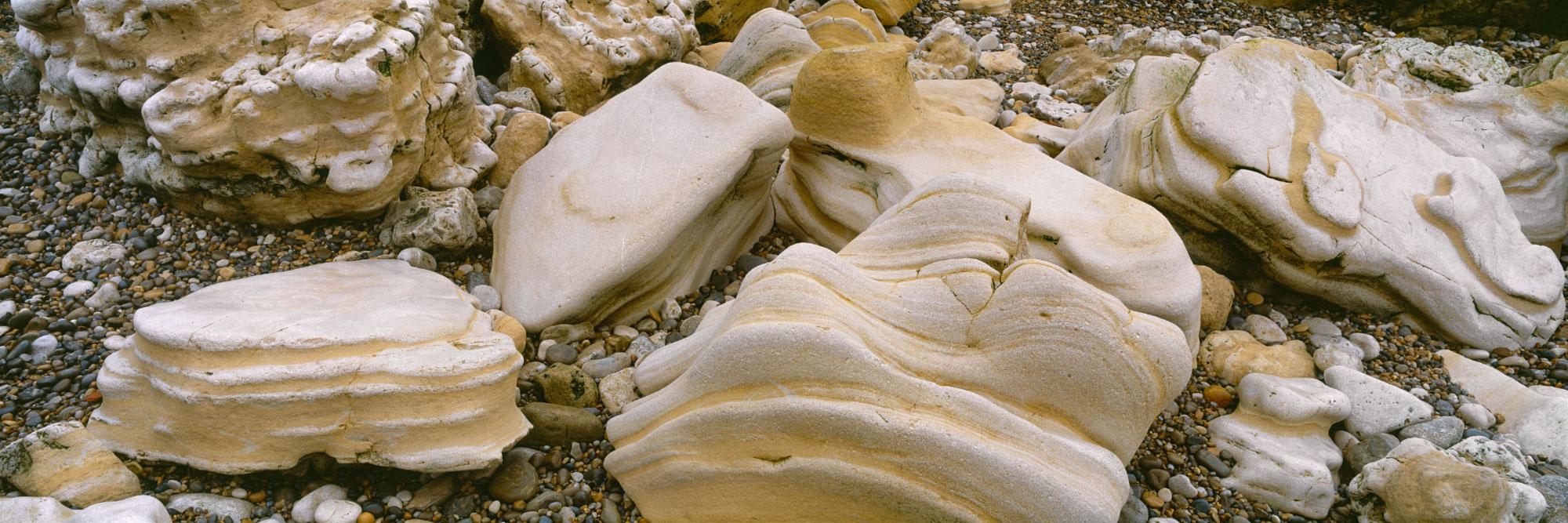 Chaos de Longues-sur-Mer, Plages du Souvenir