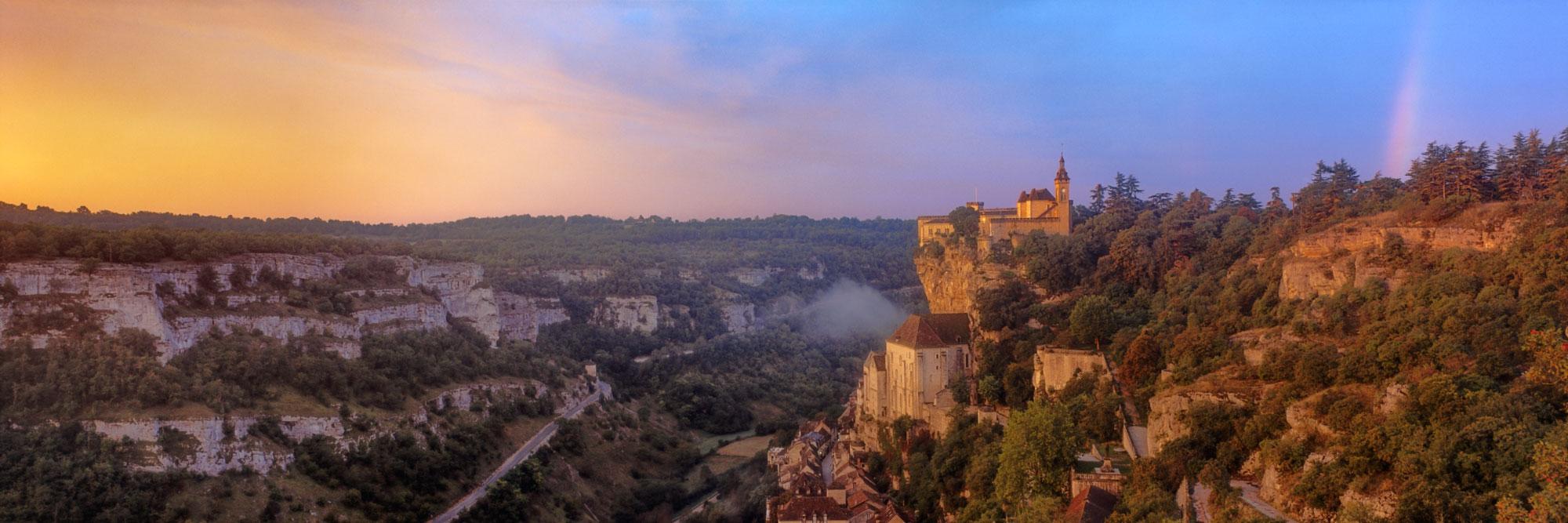 Rocamadour, Causses du Quercy