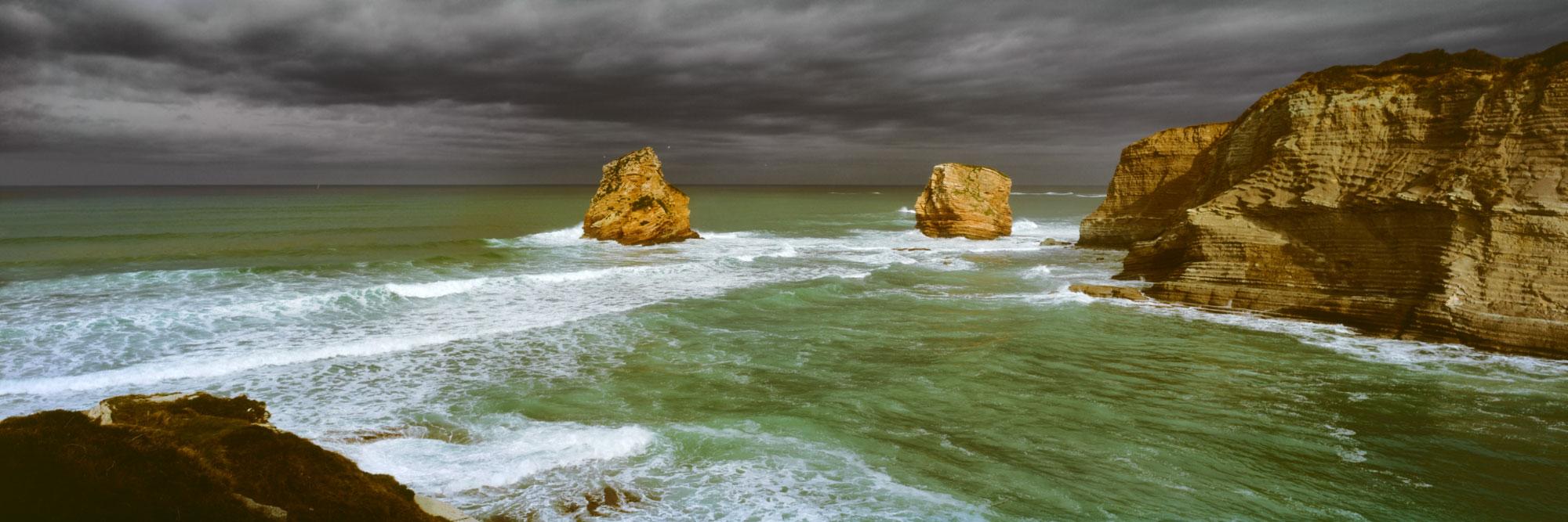 Les Deux-Jumeaux, Hendaye, Pays-Basque, côte Atlantique