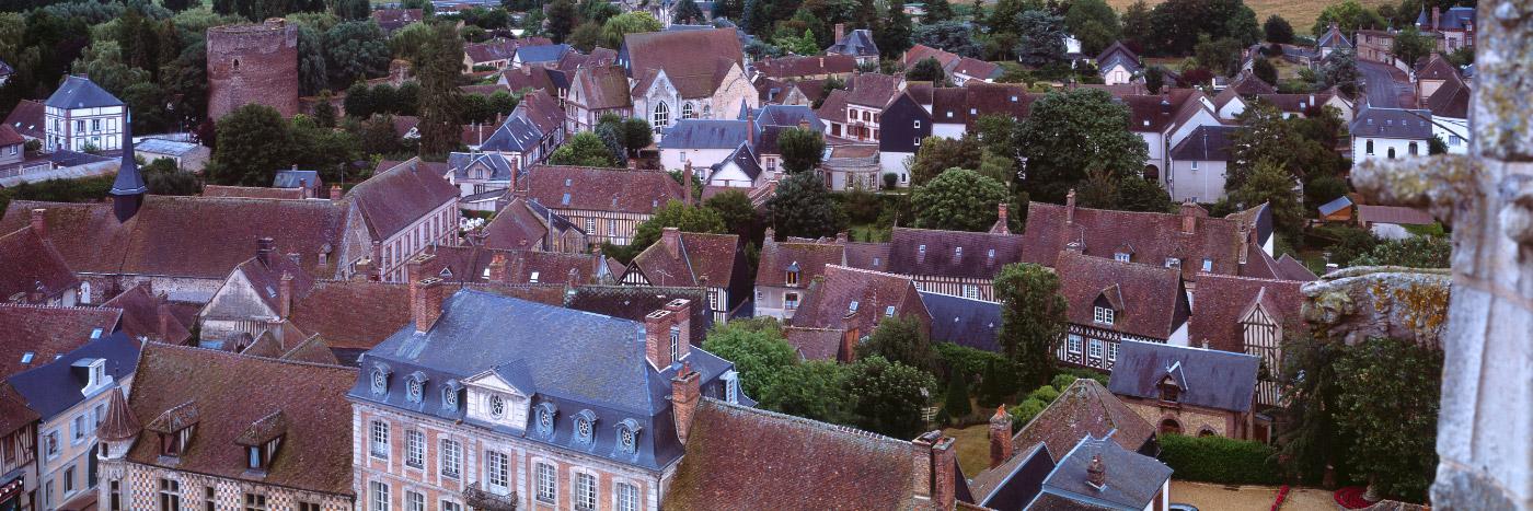 Verneuil-sur-Avre de l'église de la Madeleine
