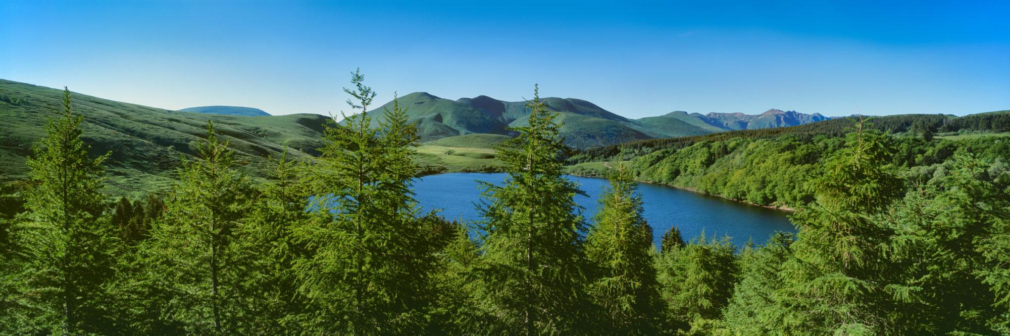 Monts Dore / Lac du Guéry