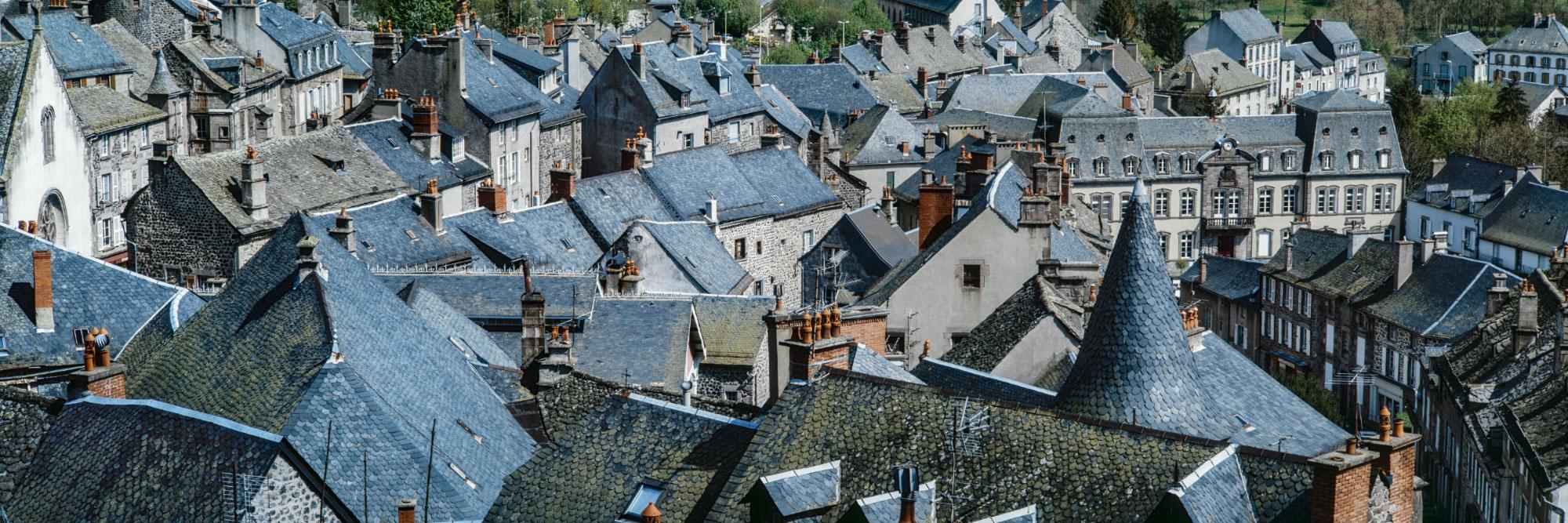Toits de Murat, Cantal