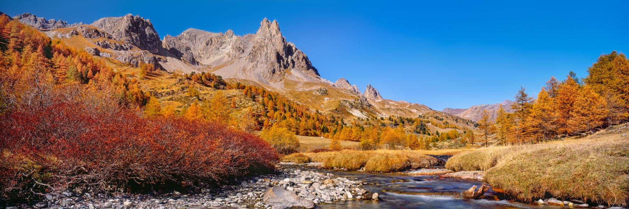 Vallée de la Clarée, Névache, Massif des Cerces