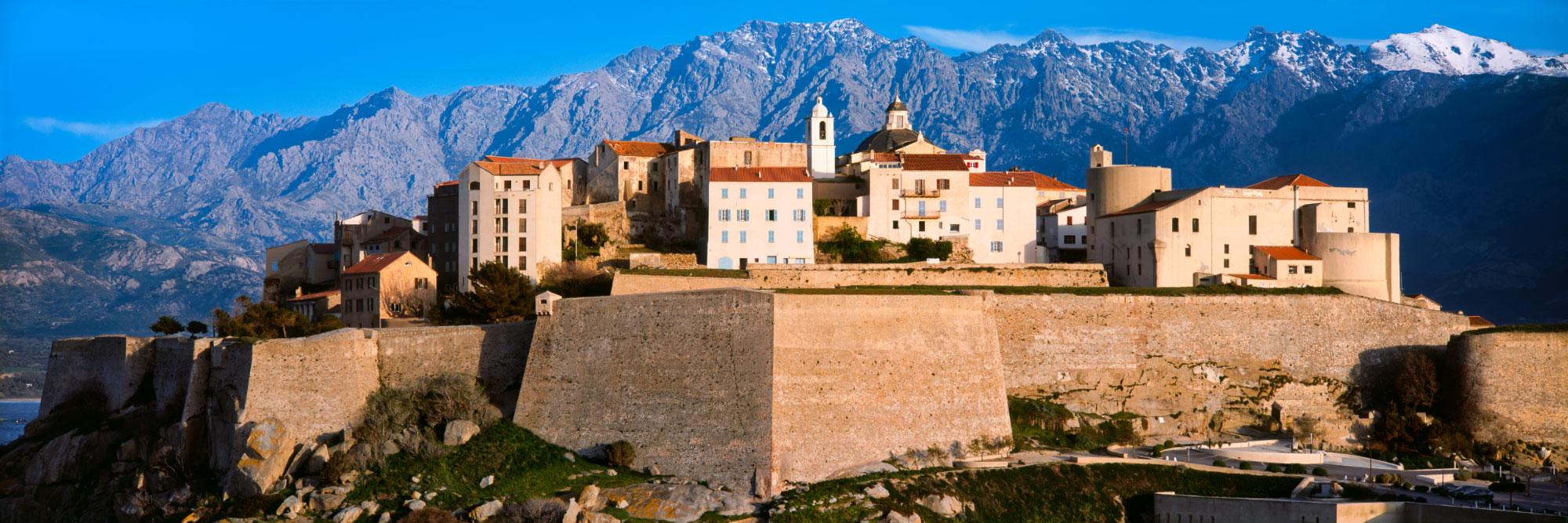 Citadelle de Calvi, Balagne