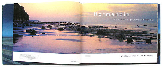 livre Normandie exemple page 3