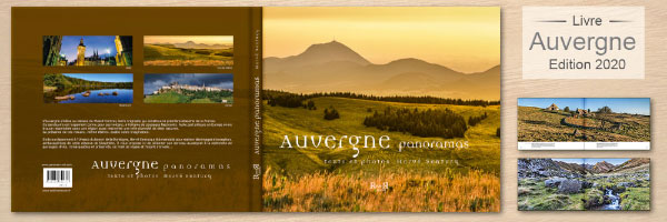 AUVERGNE PANORAMAS - Edition 2020