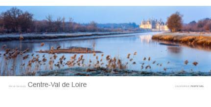 Calendrier perpétuel Val de Loire