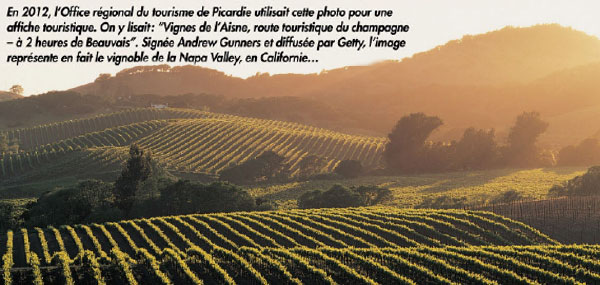 paysage delocalise Reponses photo